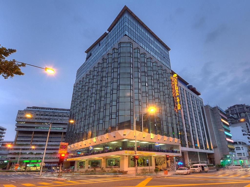 Best price on arenaa star hotel in kuala lumpur reviews for Best star hotel