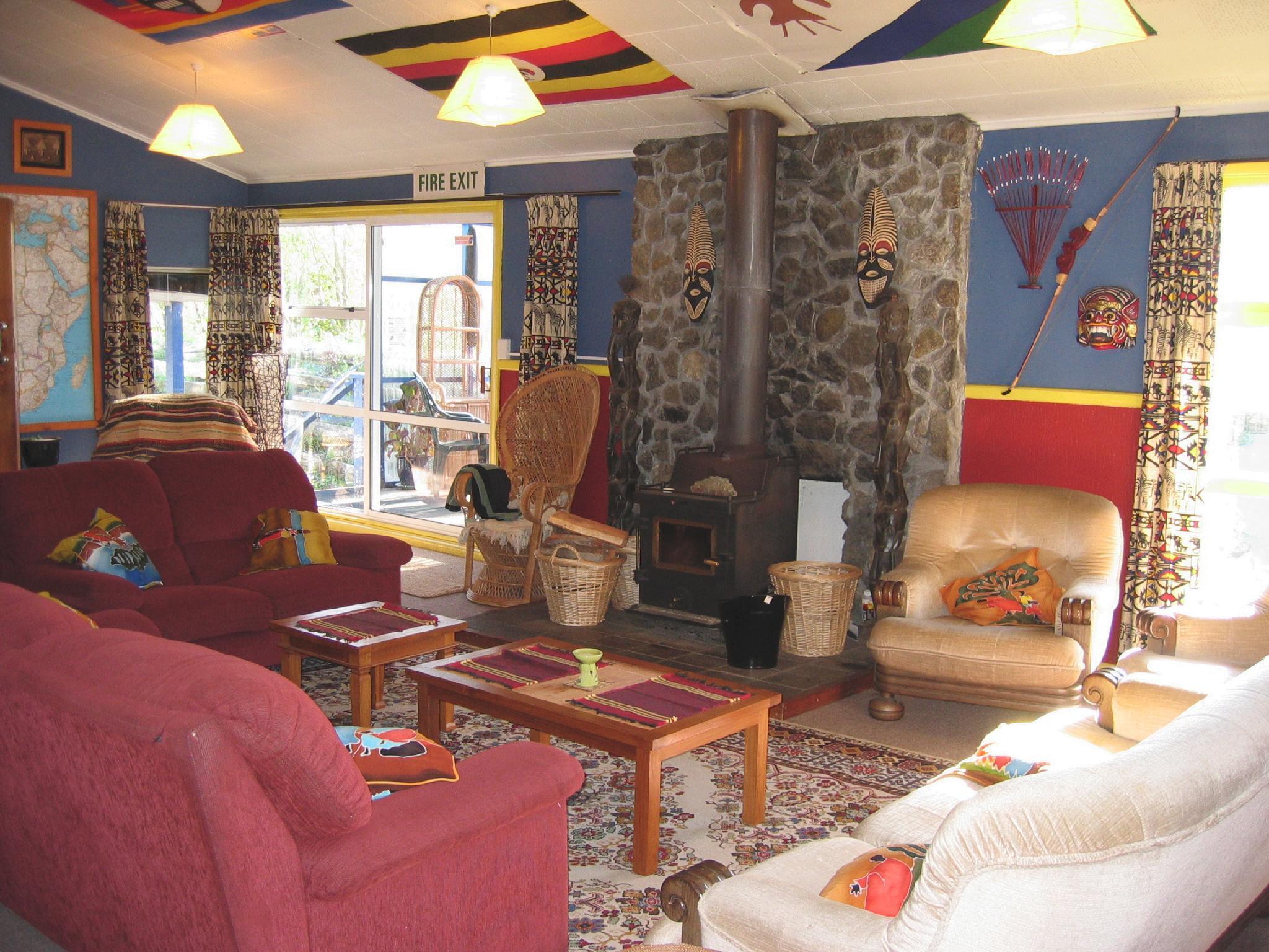 Global Village Travellers Lodge, Grey