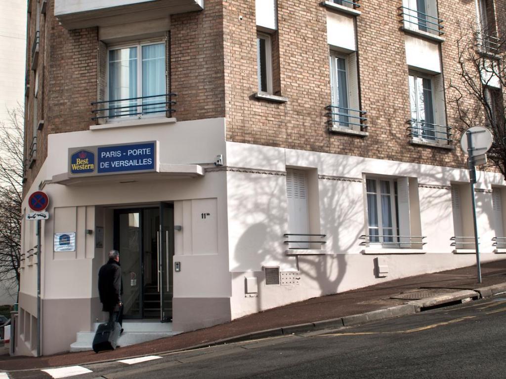 Best price on hotel best western paris porte de versailles for Porte de versailles hotel