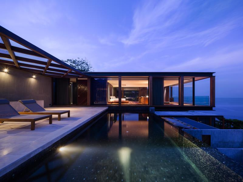 The Naka Phuket Villa