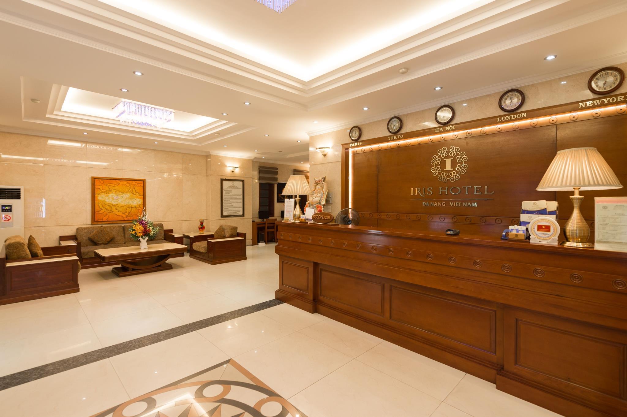 Khách Sạn Iris Đà Nẵng
