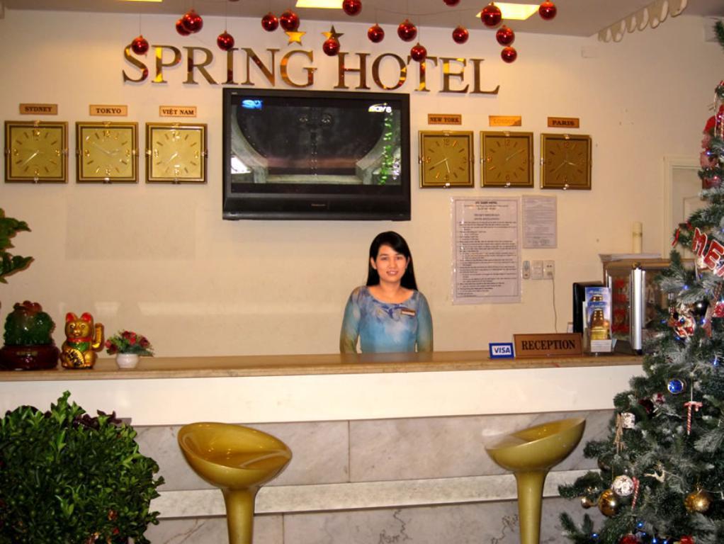 Khách Sạn Du Xuân Sài Gòn