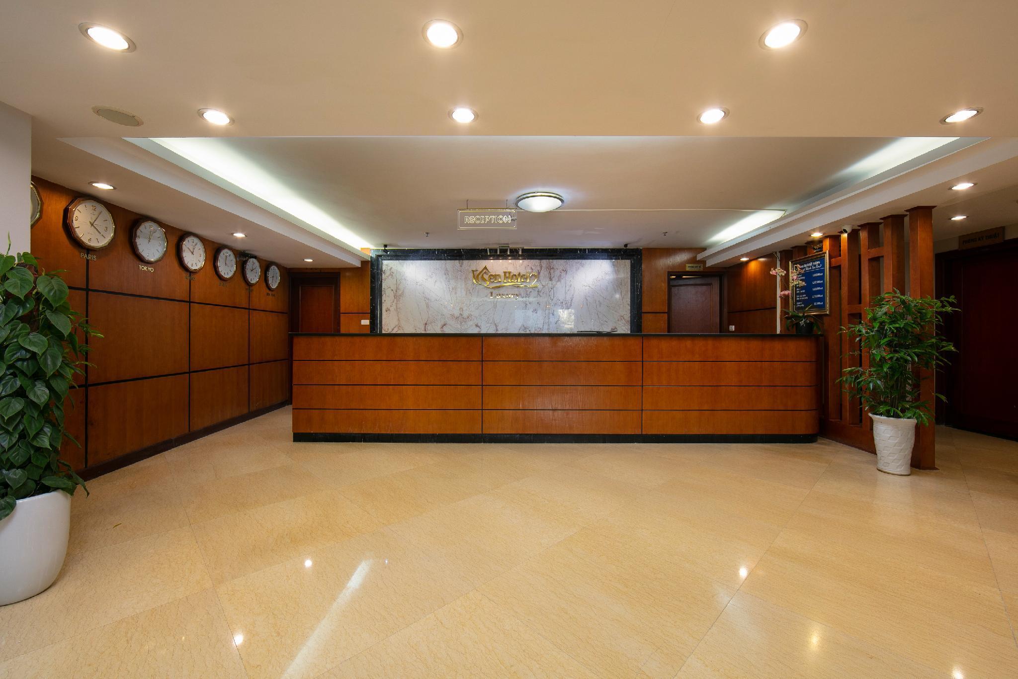 Khách Sạn Sen 2 Hà Nội