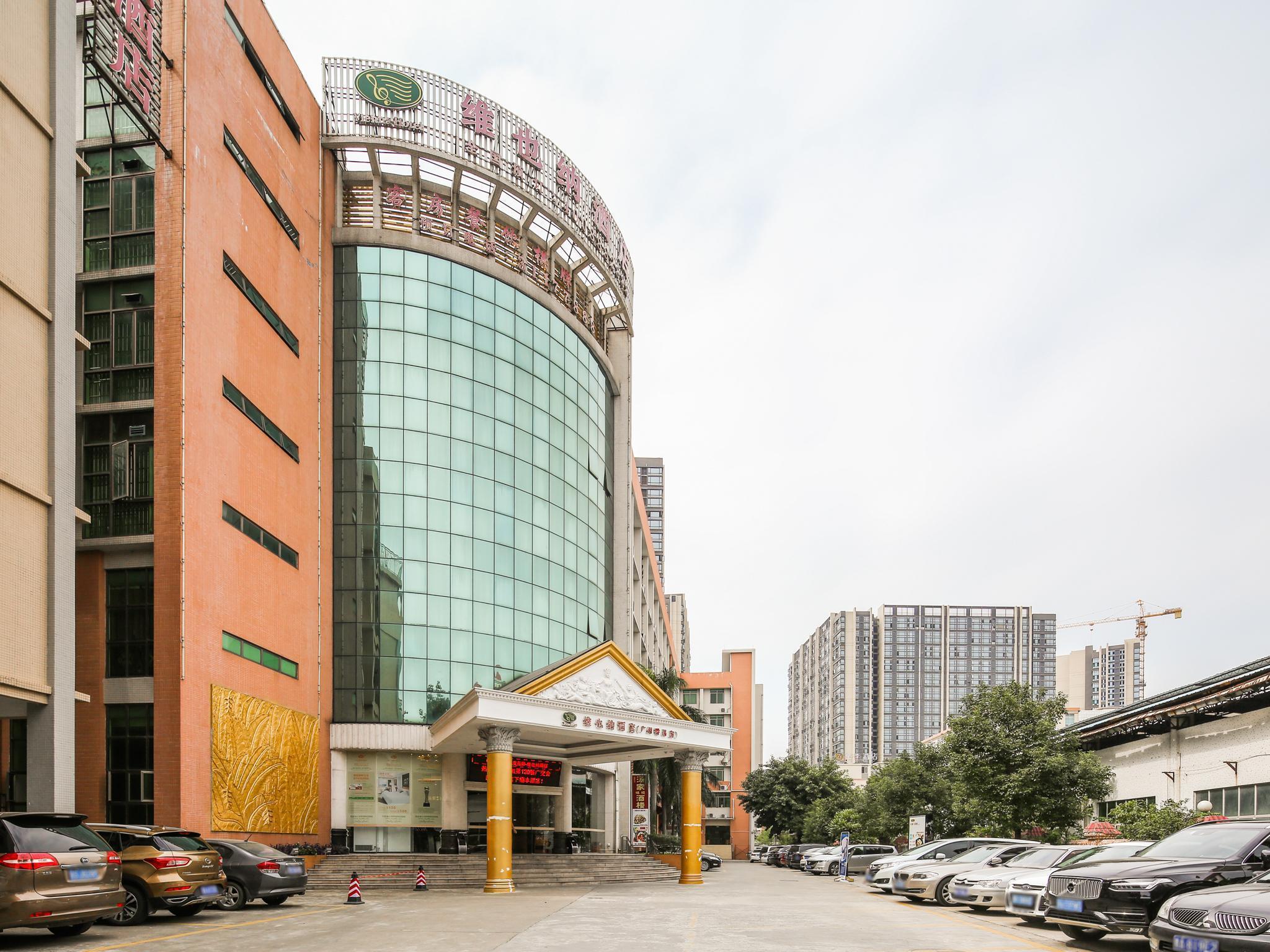 Vienna Hotel - Guangzhou Changlong Branch