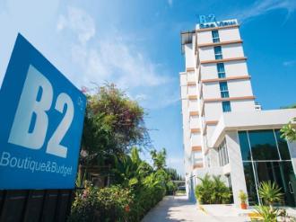 B2 Sea View Pattaya Hotel