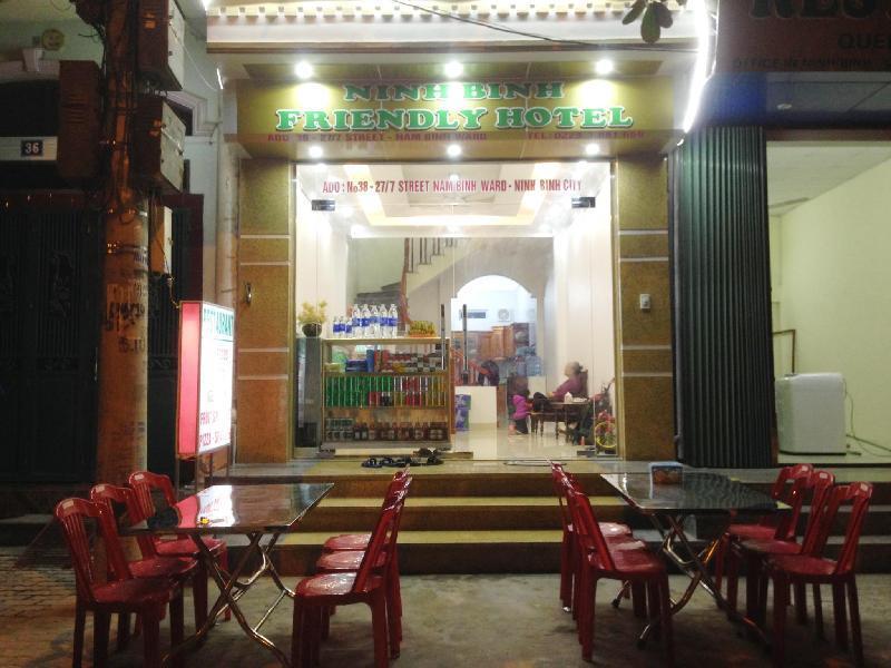 Khách sạn Ninh Binh Friendly