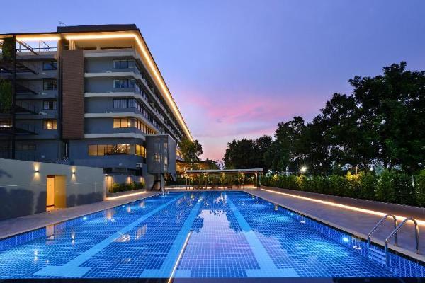 Tinidee Hotel@Bangkok Golf Club Pathum Thani