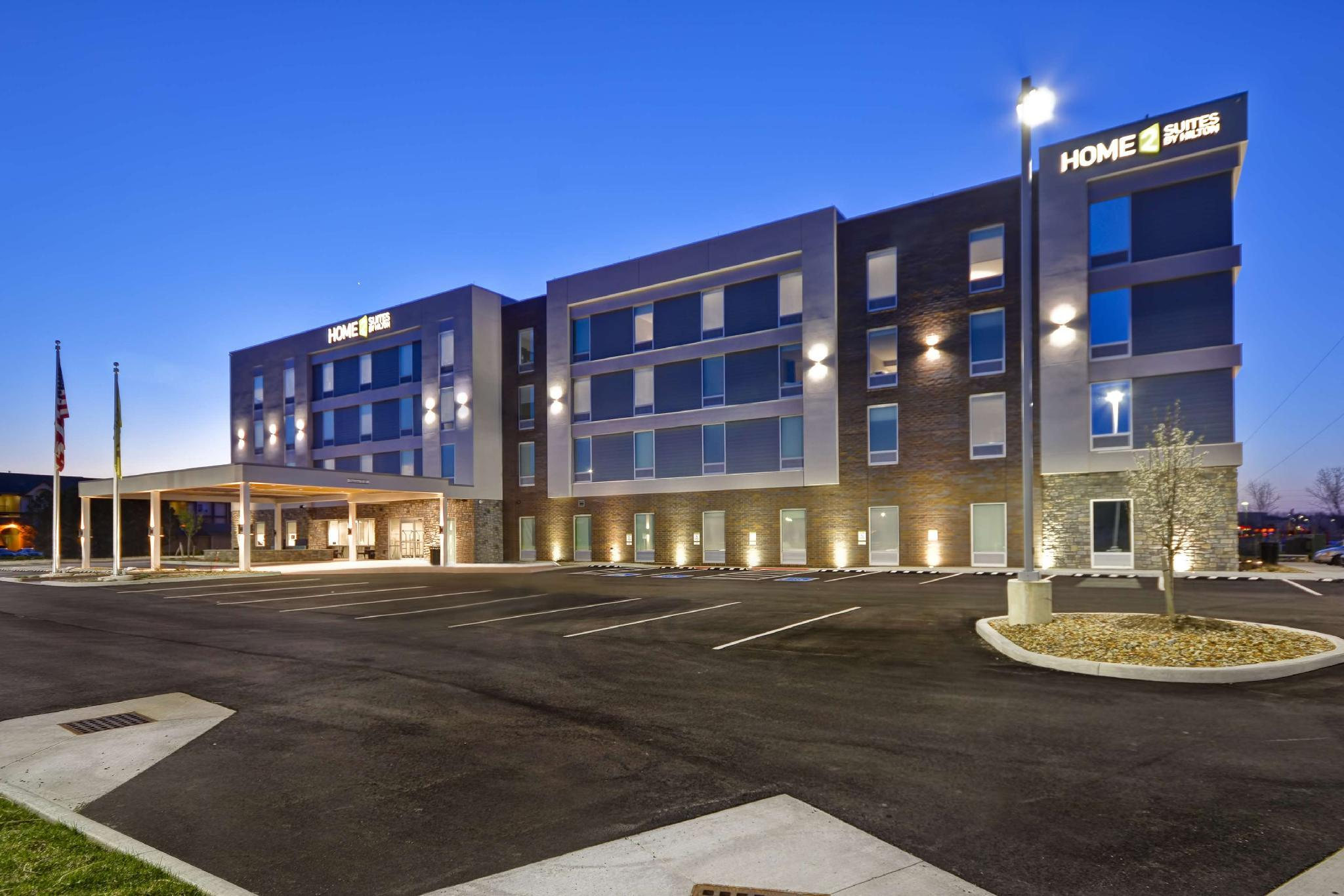Home2 Suites by Hilton Stow, Summit