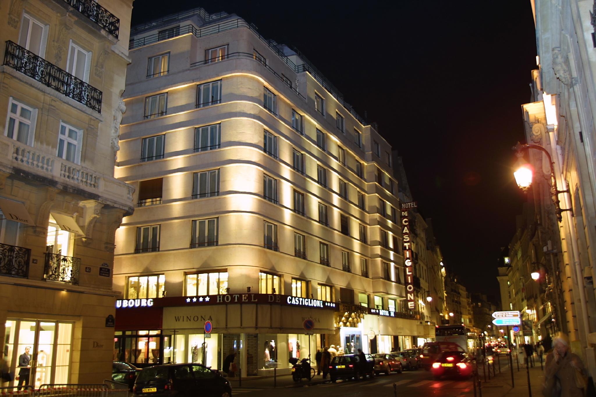 Hotel de Castiglione, Paris