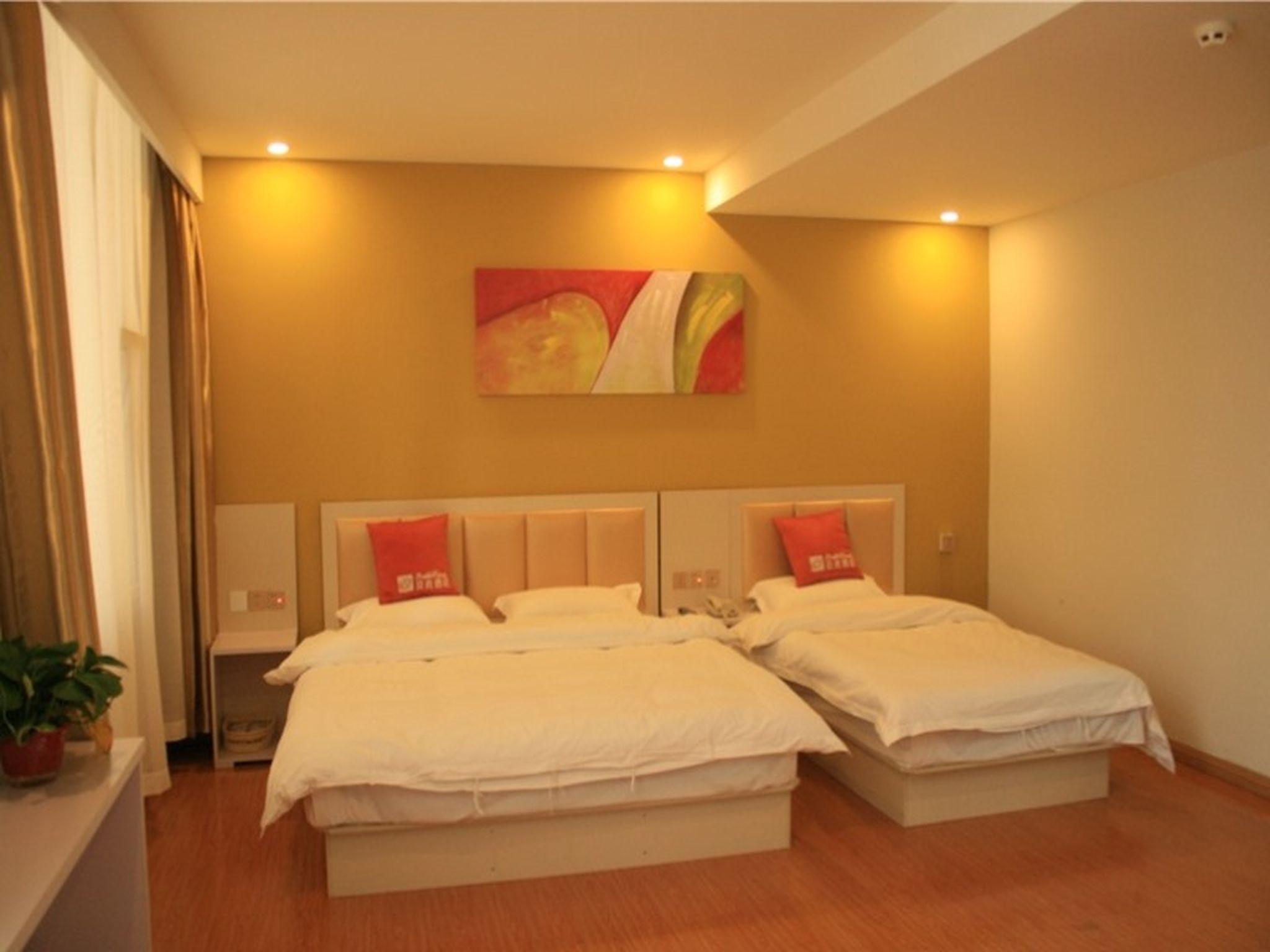 GreenTree Inn Xinzhou Jingle County ECheng Road Shell Hotel, Xinzhou