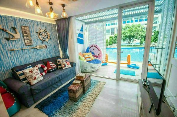 Luxury Pool Access-4BR.Duplex Central Huahin Hua Hin
