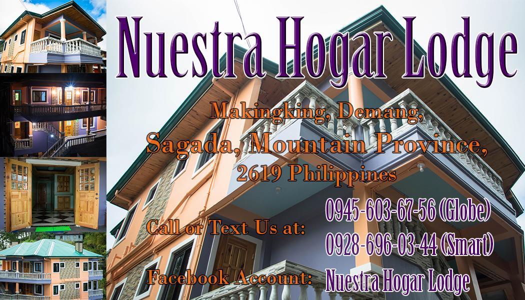 Nuestra Hogar Lodge, Sagada