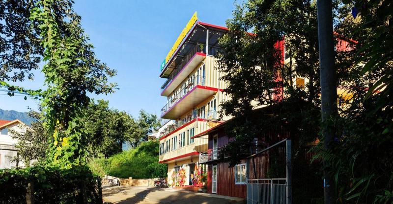 Khách sạn Sapa Center View