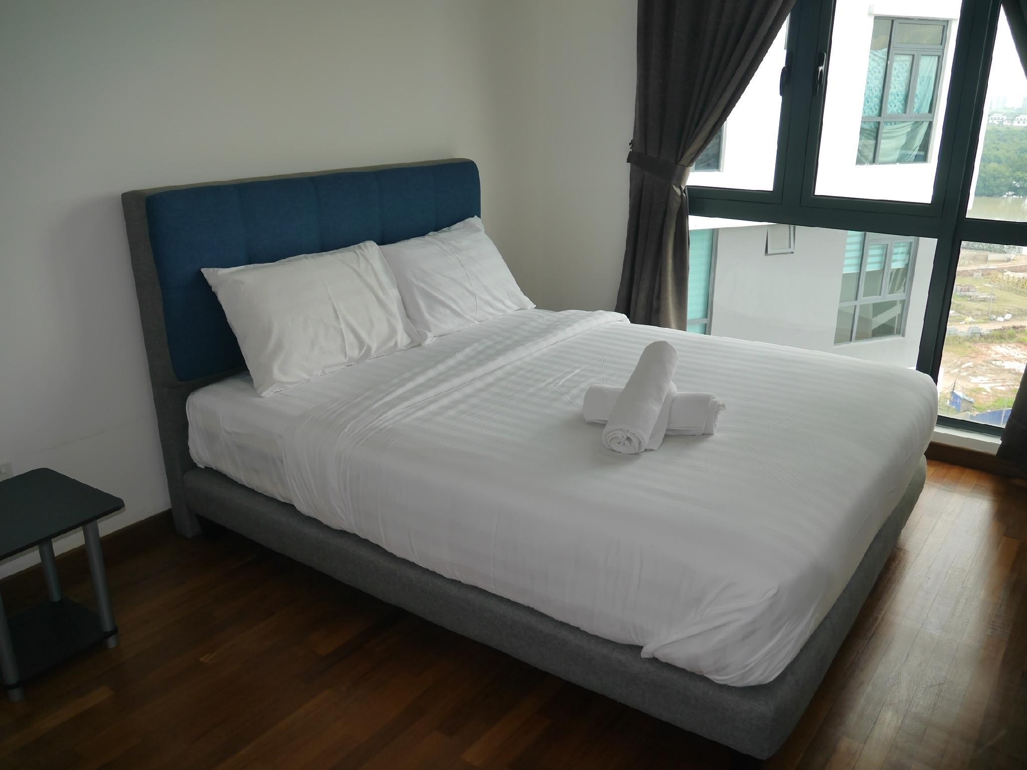 FlexiAsia Bayu Puteri 2 bedrooms Apartment, Johor Bahru