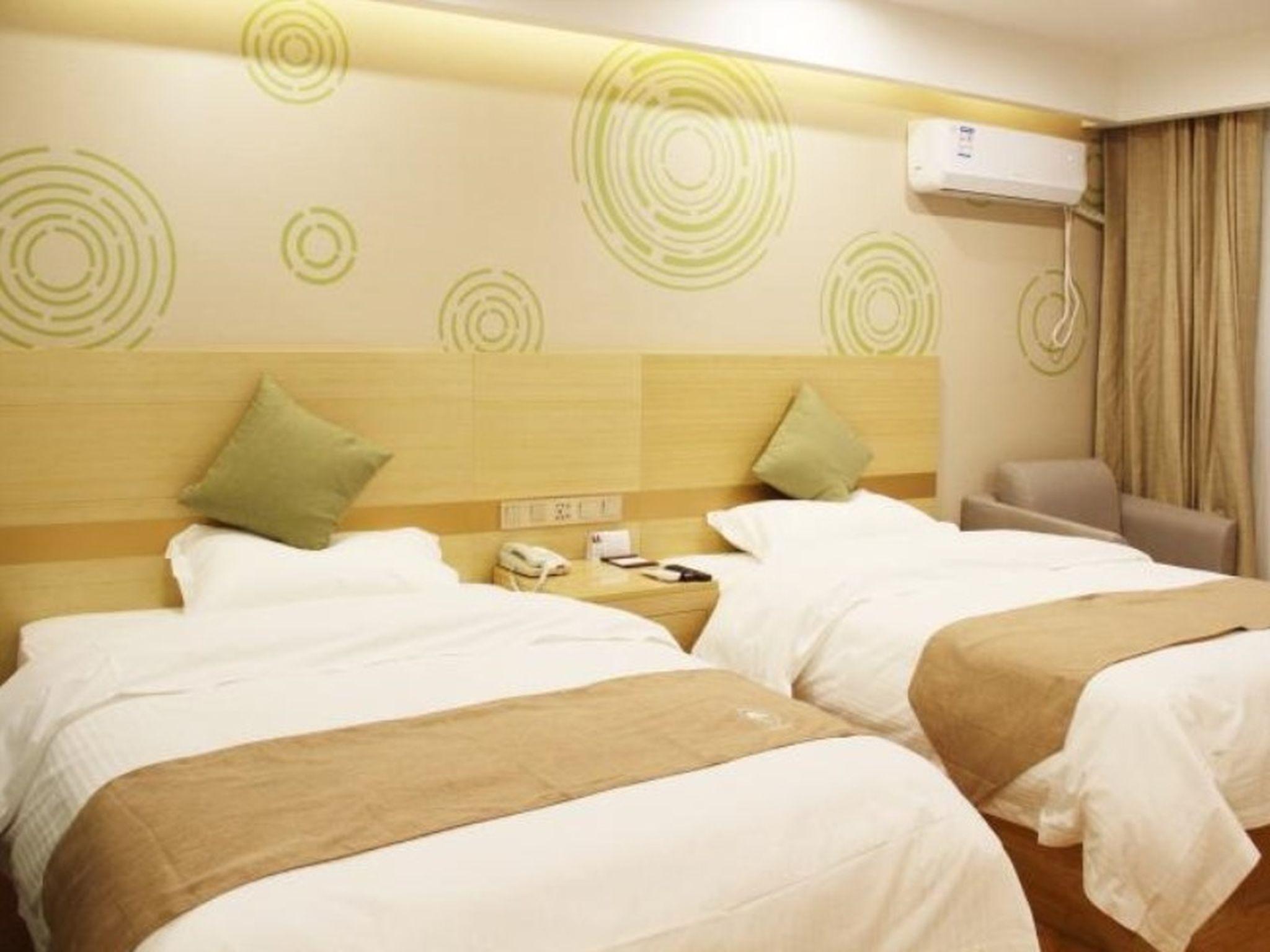 GreenTree Inn Anhui Suzhou Si District Bianhe Avenue Business Hotel, Suzhou