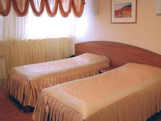 Armenia Hotel, Tula