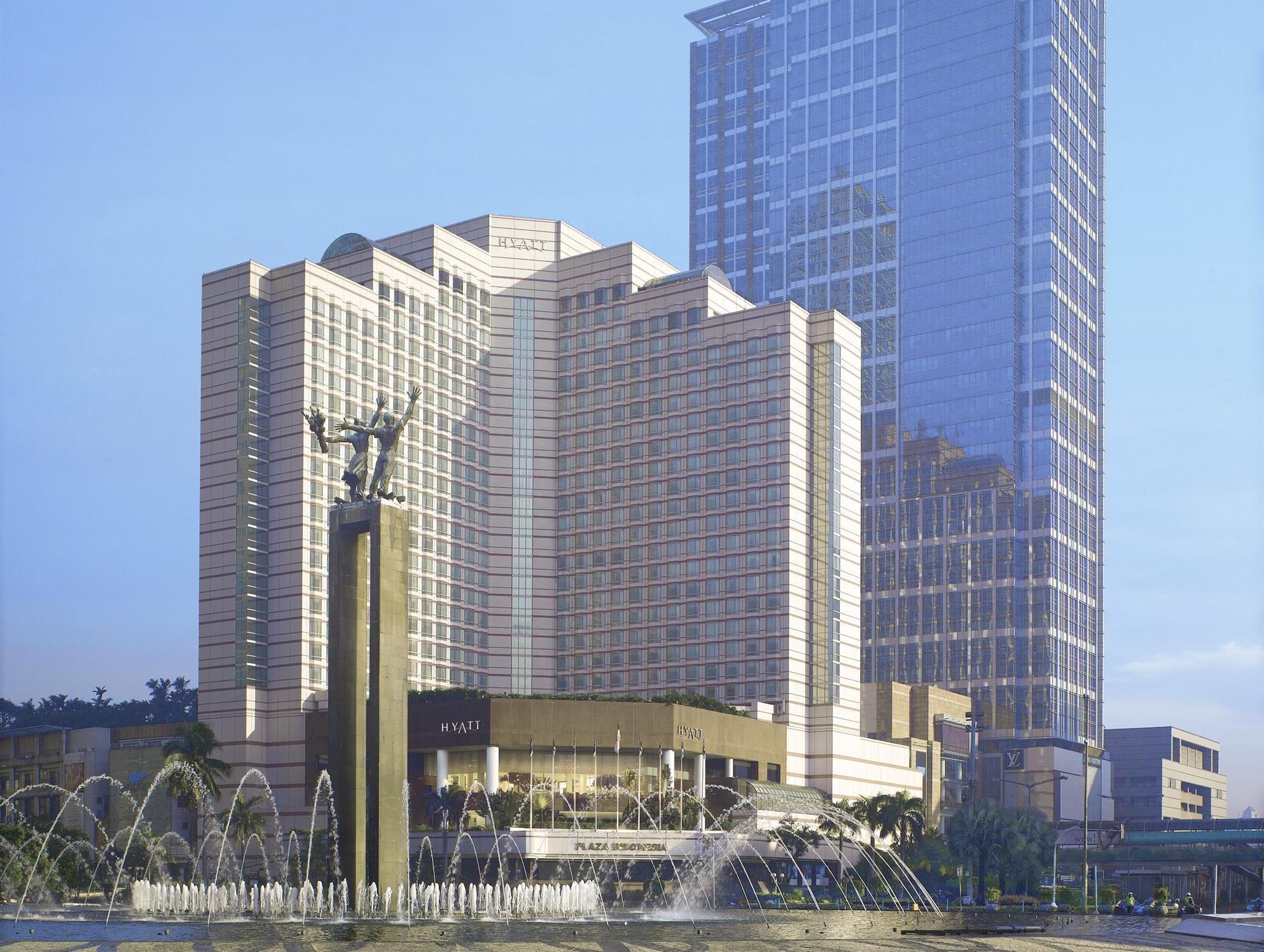 Grand Hyatt Jakarta, Central Jakarta