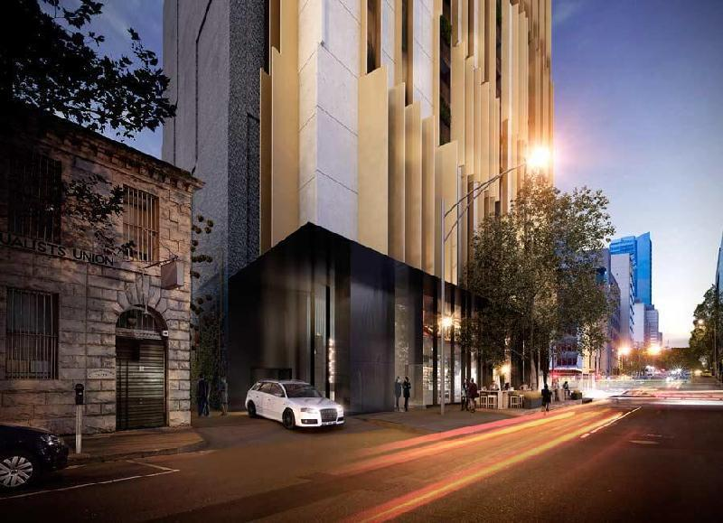 Apartments of Melbourne Empire CBD on Elizabeth Hotel in