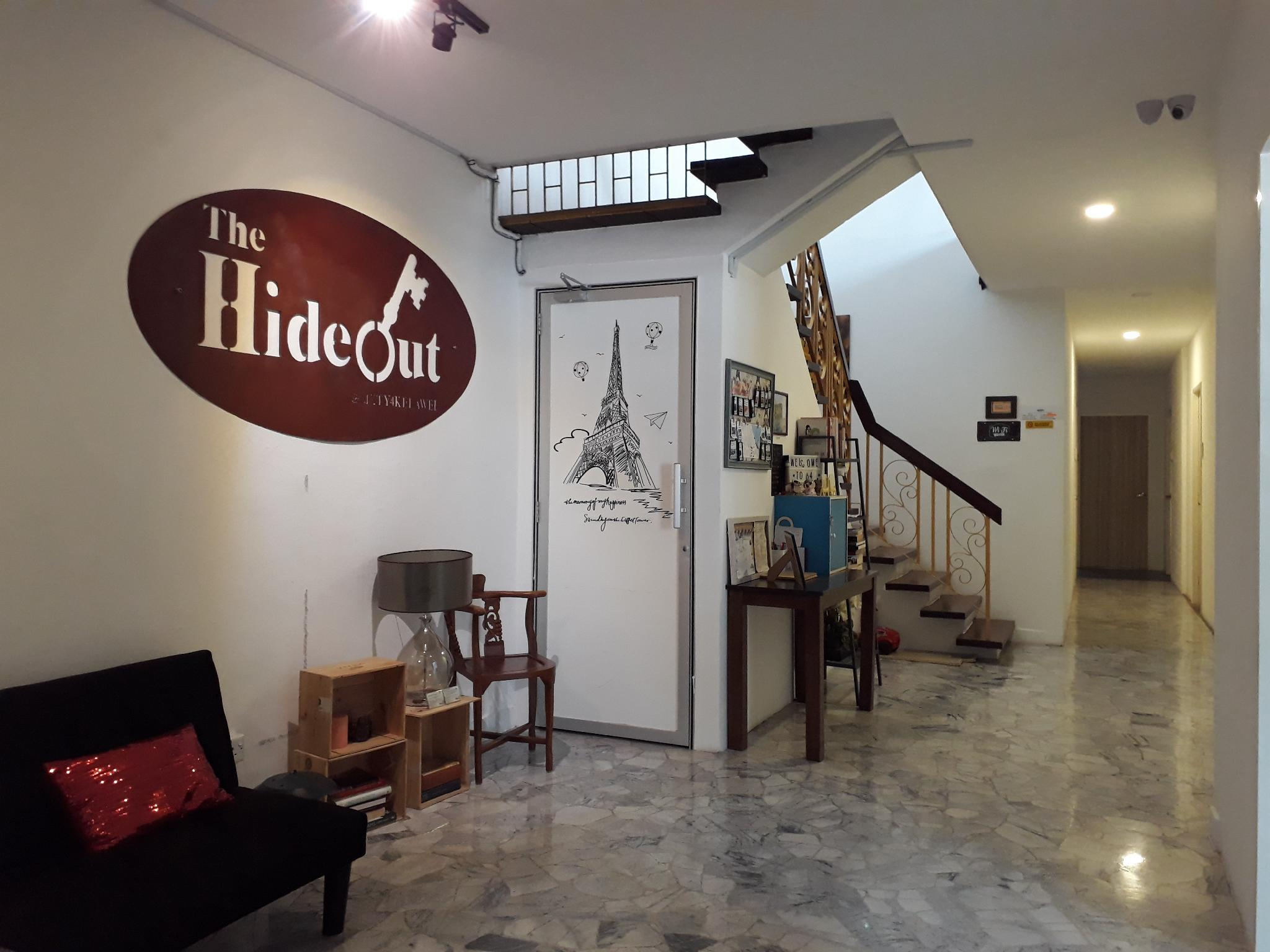 Hideout@Sixty4, Pulau Penang