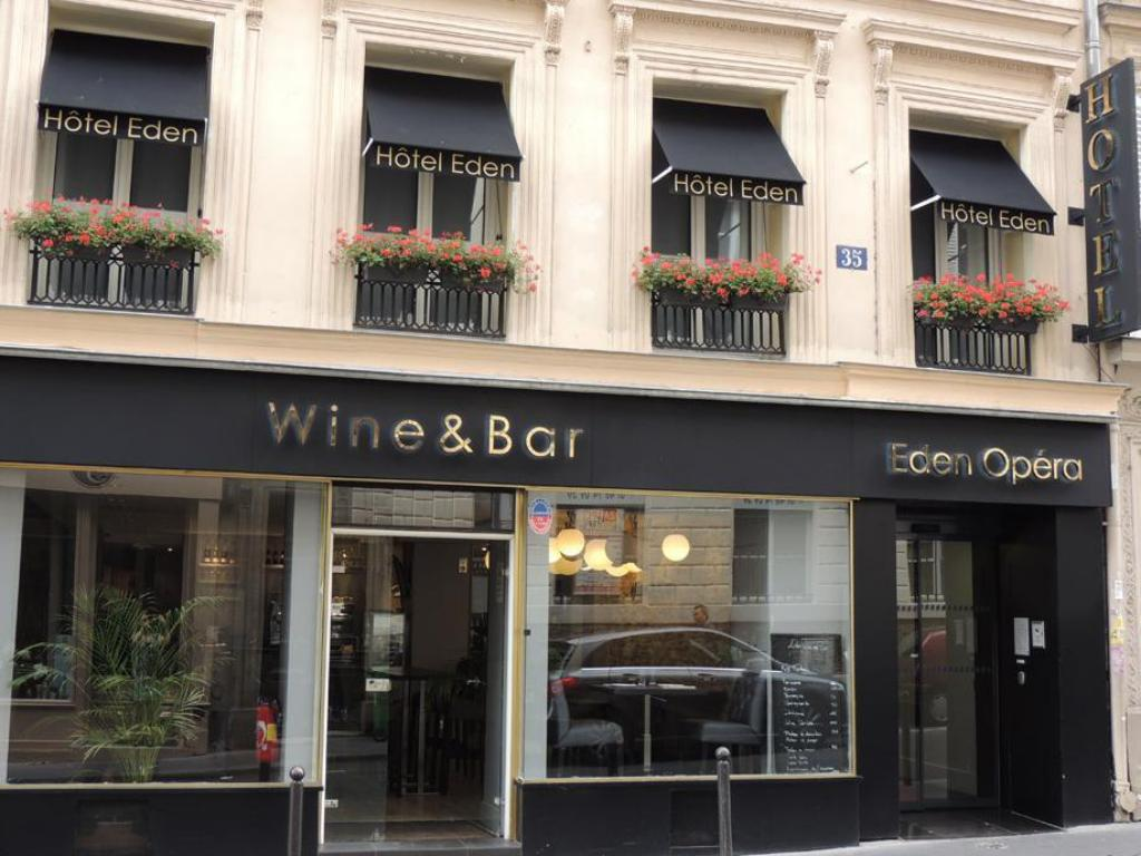 Best Price on Hotel Eden Opera in Paris + Reviews!