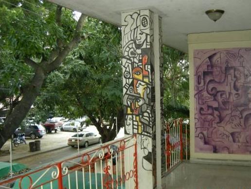 Tamarindo Hostel, San Pedro Sula