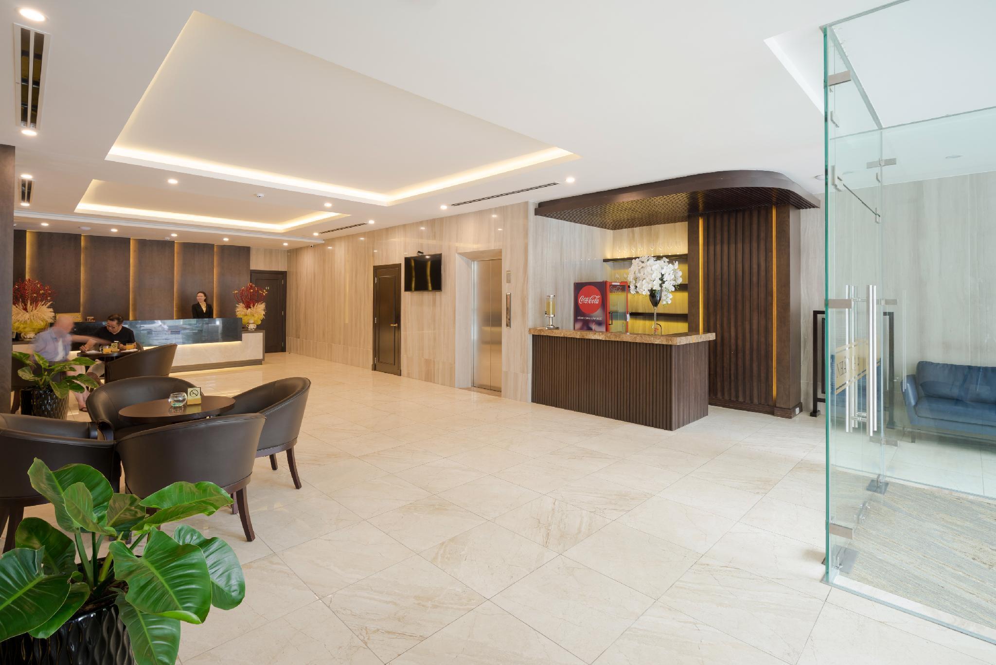 Khách Sạn Nhật Hạ 2 Hồ Chí Minh