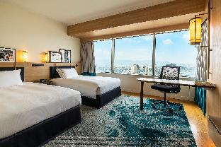 Twin Hilton High Floor