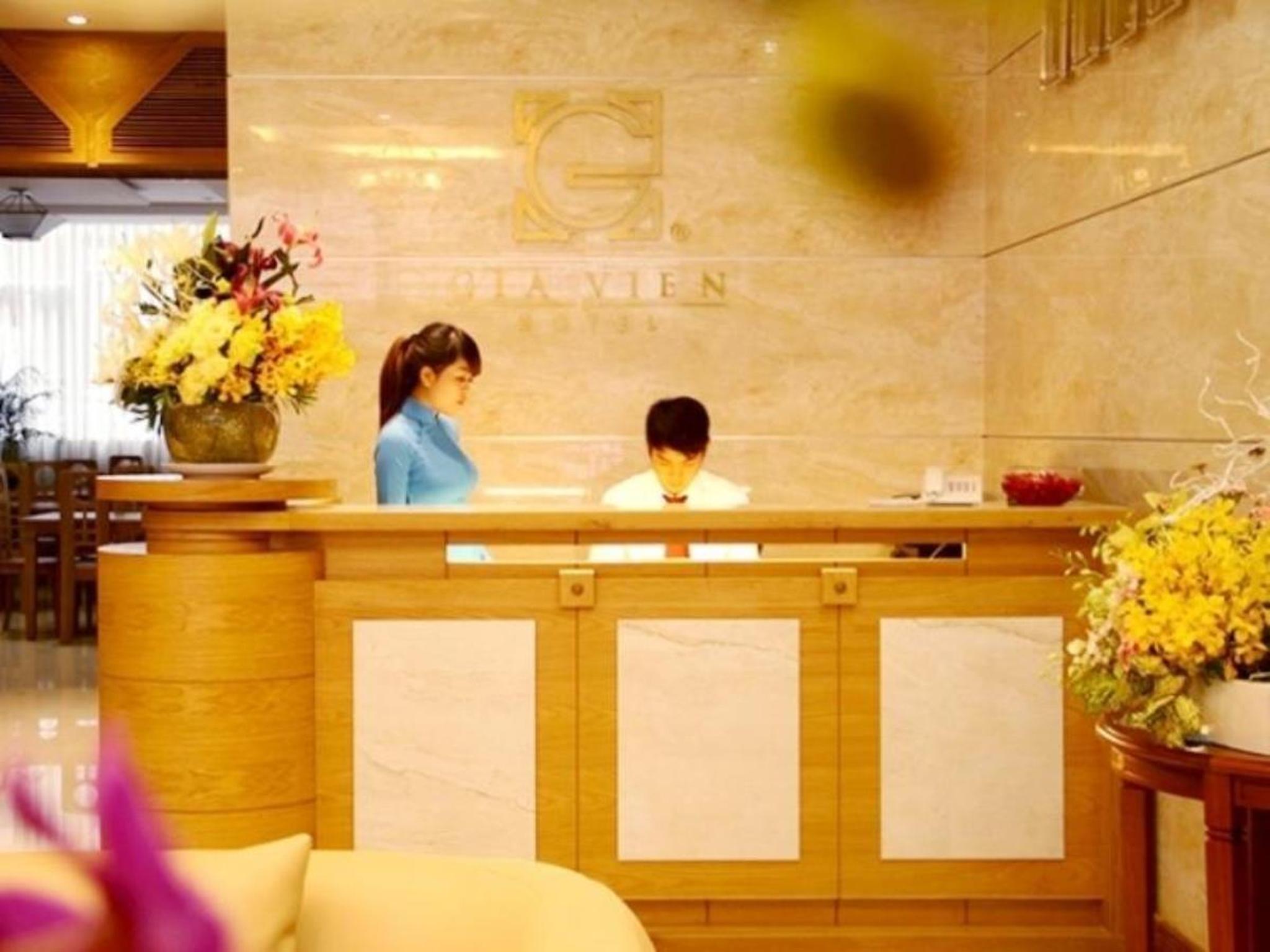 Khách Sạn Gia Viên Hồ Chí Minh