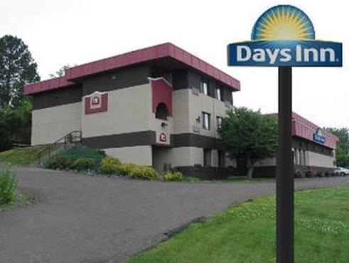 Days Inn by Wyndham Duluth Lakewalk, Saint Louis