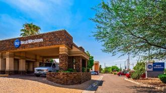 Best Western Tucson International Airport