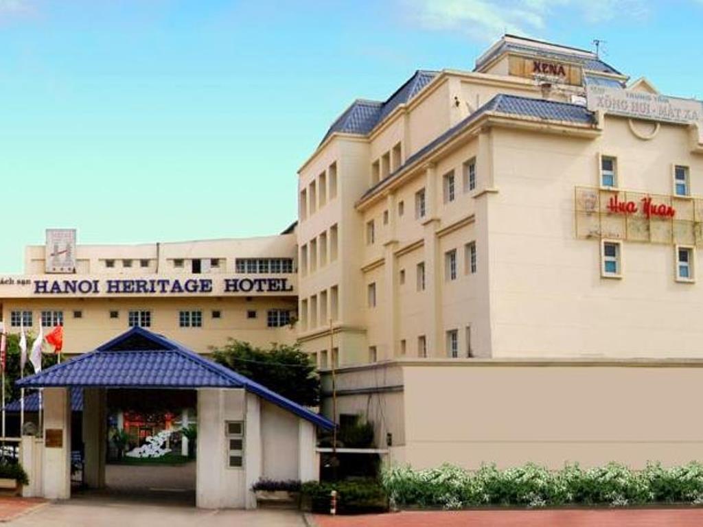 Khách Sạn Heritage Hà Nội