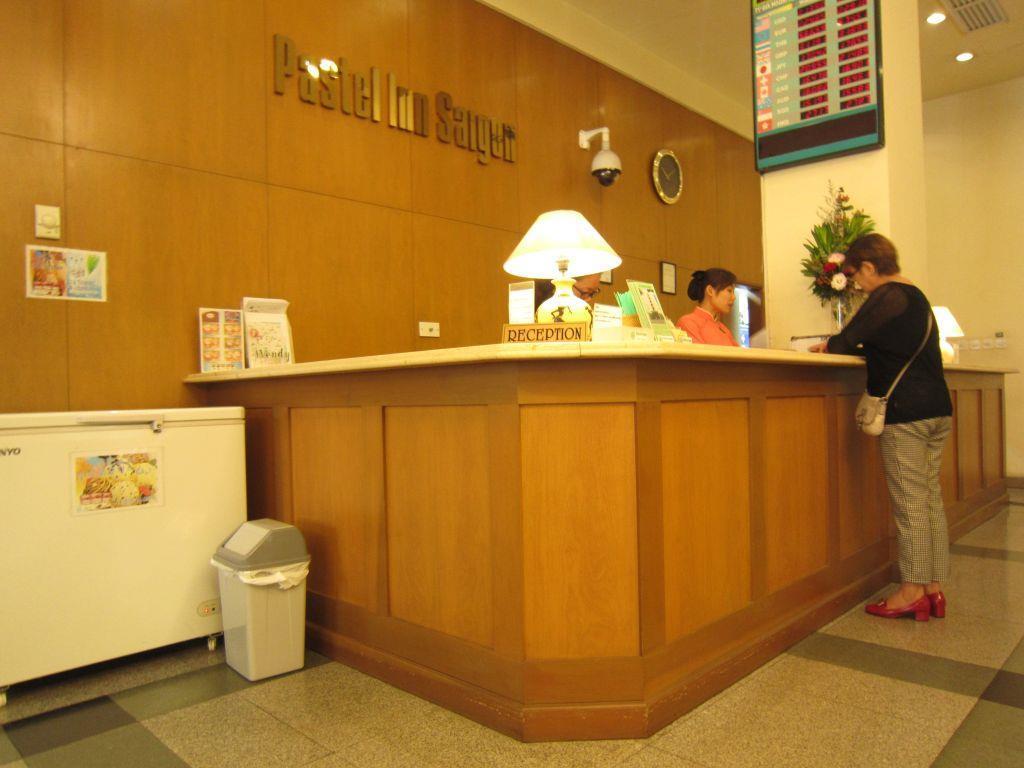 Khách Sạn Pastel Inn Sài Gòn