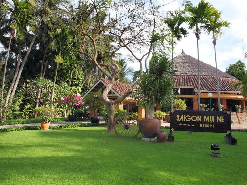 Khách Sạn Sài Gòn Mũi Né Resort