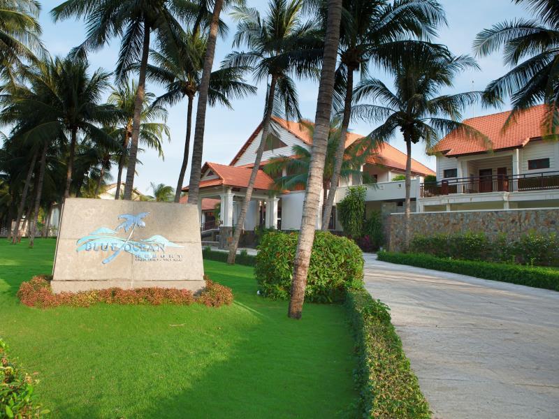Resort Biển Xanh Mũi Né