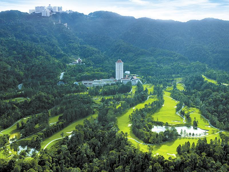 Resorts World Genting - Awana Hotel