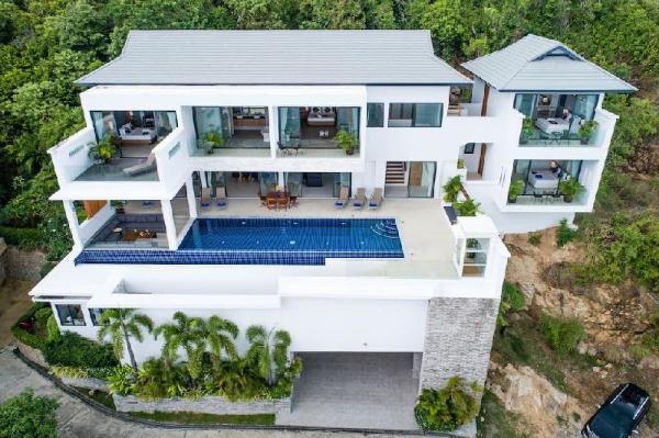 Beach View Villa Koh Samui