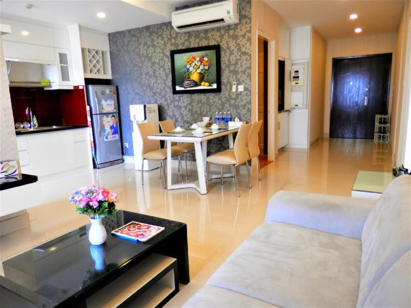 Sunrise City - Trang's Apartment 1 - Two bedrooms