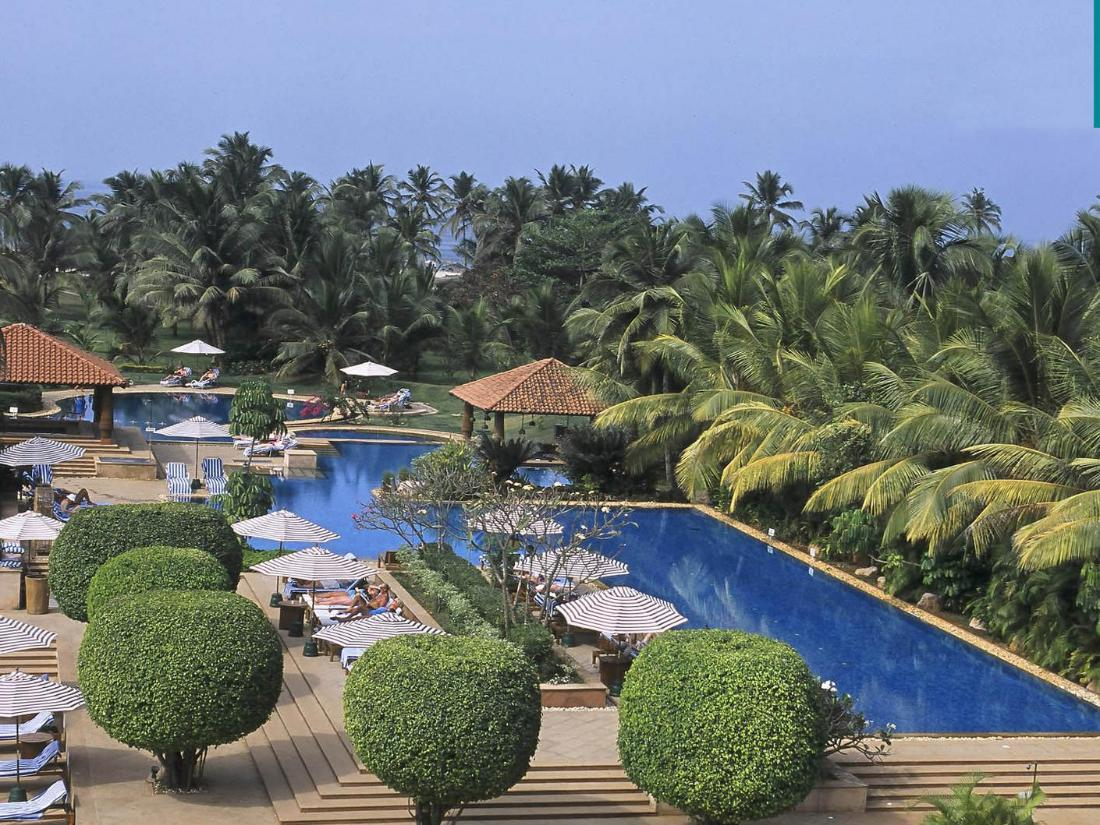 Kenilworth Hotel Goa Rooms