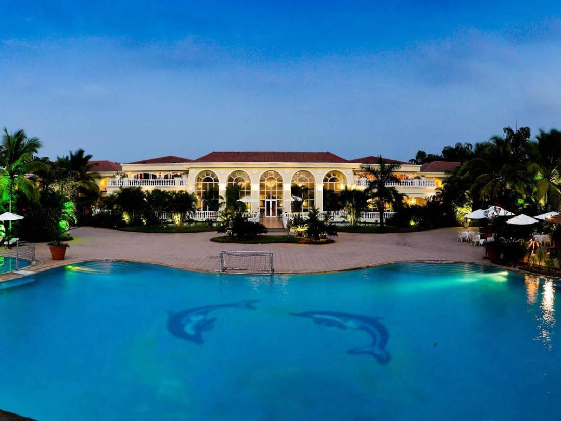 Best casino hotels in goa