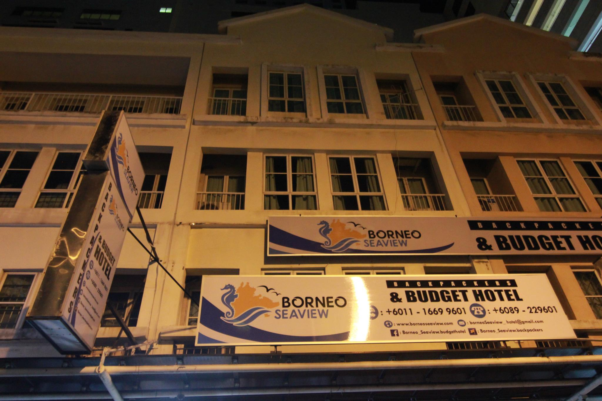 Borneo Seaview Budget & Backpackers Hotel, Sandakan