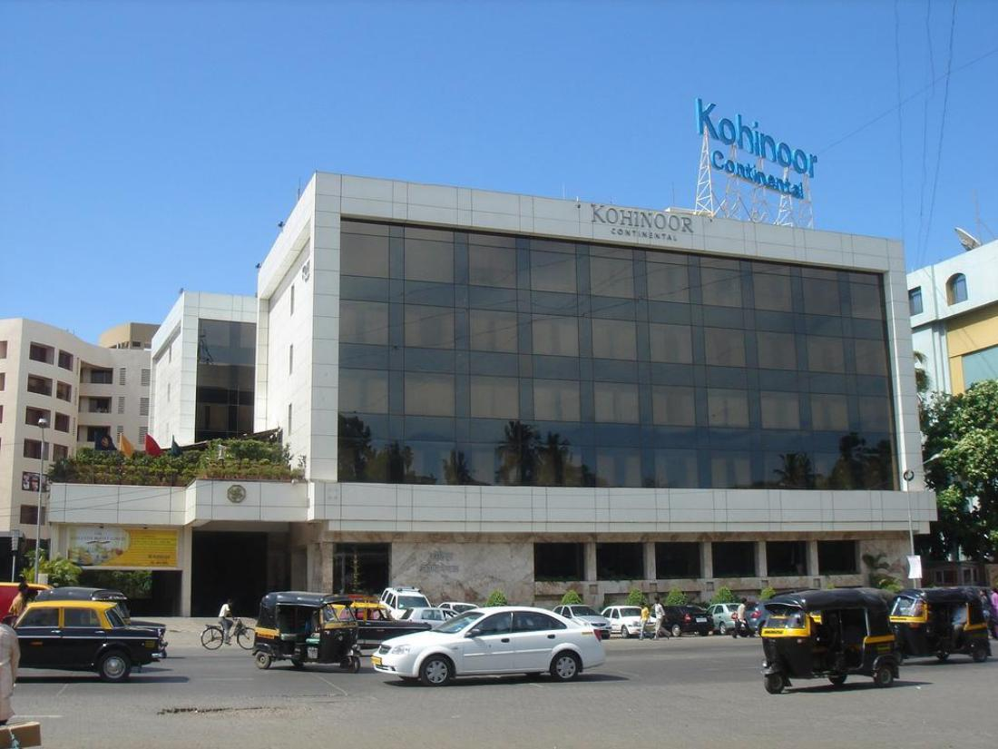 Book Kohinoor Continental Hotel Mumbai, India : Agoda.com