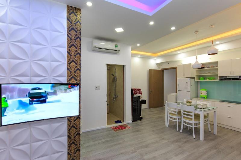 (720)2 BEDROOMS APARTMENT NEAR HONCHONG BEACH