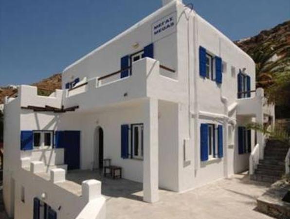 Megas Rooms Mykonos