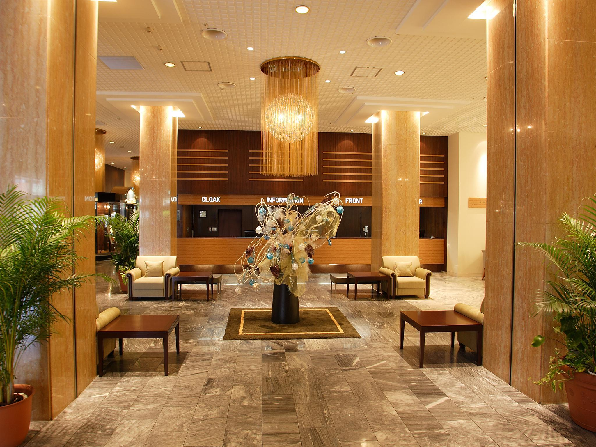 Hotel New Gaea Omuta Garden, Ōmuta