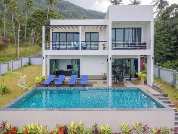 Baanjanjira Brand New Villa Koh Samui