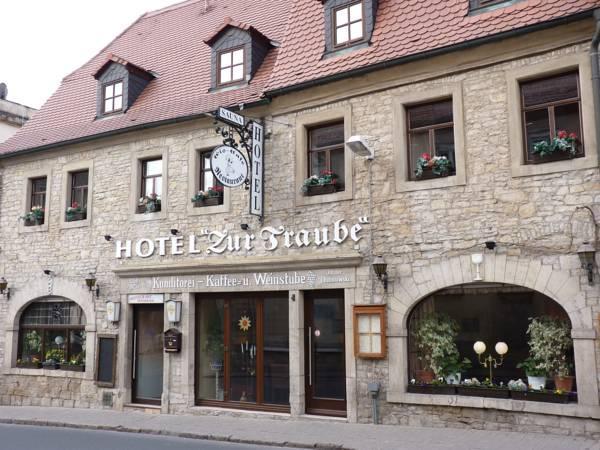 Hotel Zur Traube, Burgenlandkreis