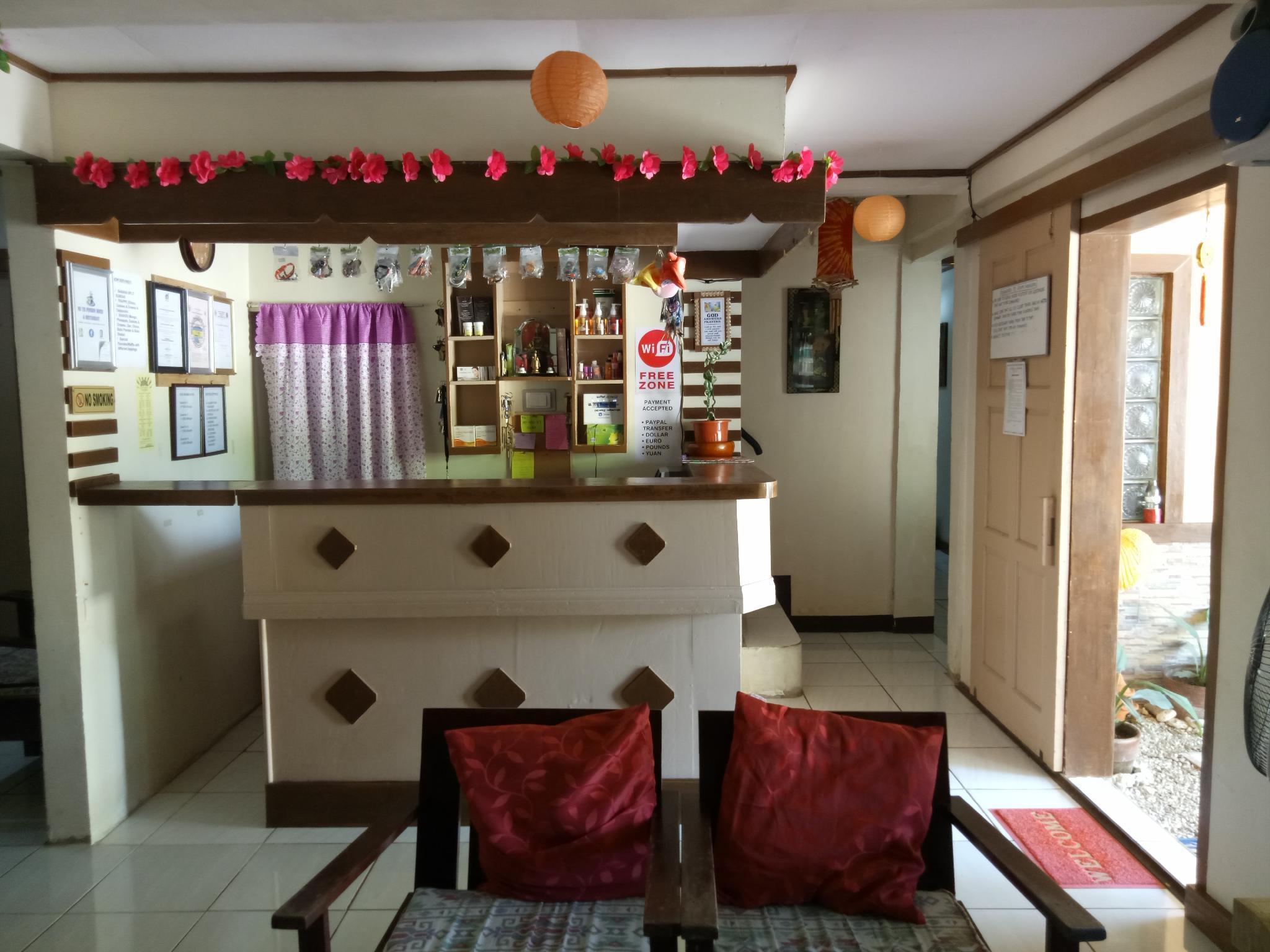 NB 7Js Pension House & Restaurant, Lazi