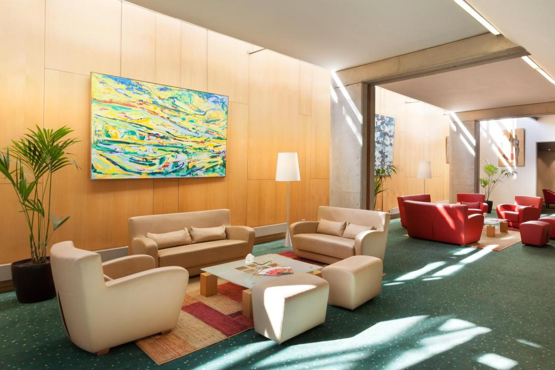 Best price on forest hill la villette hotel in paris reviews - Hotel forest hill porte de la villette ...