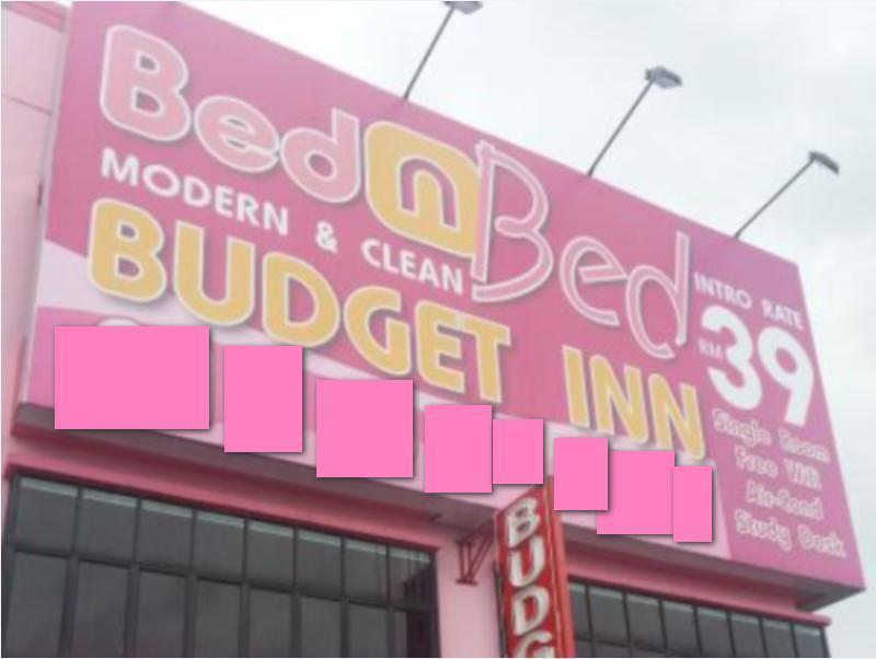 Bed n Bed Budget Inn, Johor Bahru