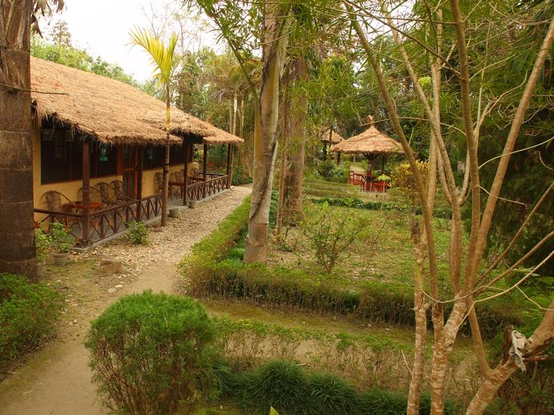 Forest Hideaway Hotel & Cottages, Bheri